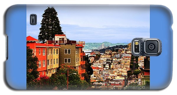 North Beach, San Francisco Galaxy S5 Case