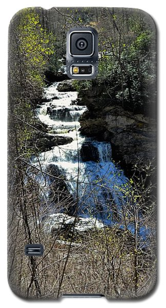 North Carolina Falls Galaxy S5 Case