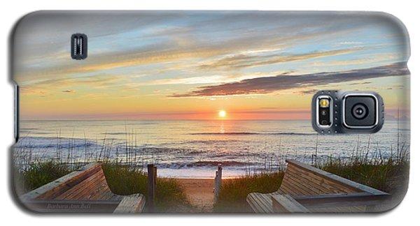North Carolina Sunrise Galaxy S5 Case
