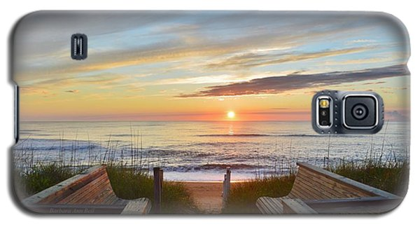 North Carolina Sunrise Galaxy S5 Case