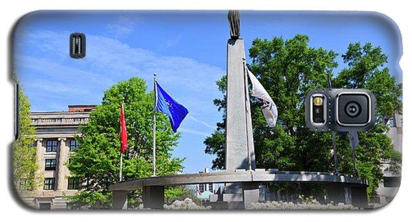 North Carolina Veterans Monument Galaxy S5 Case