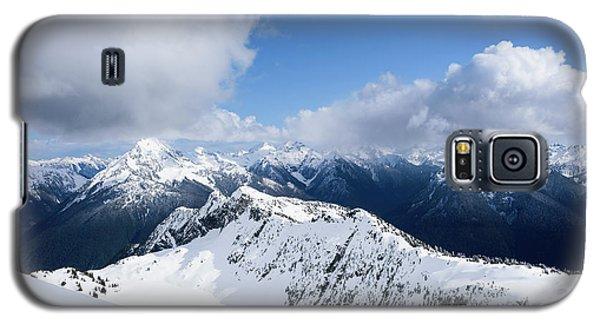 North Cascade Mountains Galaxy S5 Case