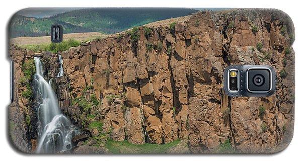 North Clear Creek Falls, Creede, Colorado 2 Galaxy S5 Case