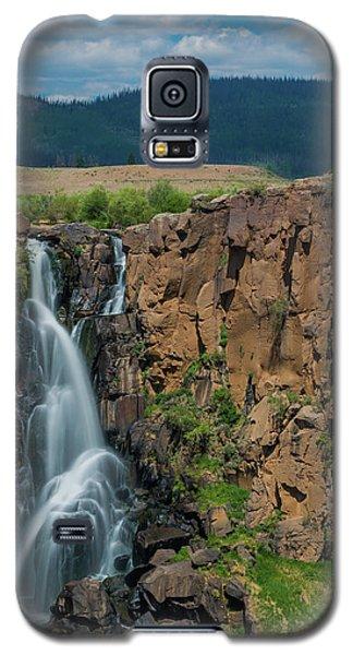 North Clear Creek Falls, Creede, Colorado Galaxy S5 Case