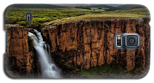 North Clear Creek Falls Galaxy S5 Case