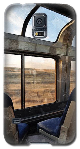 North Dakota Great Plains Observation Deck Galaxy S5 Case