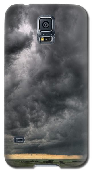 North Dakota Thunderstorm Galaxy S5 Case