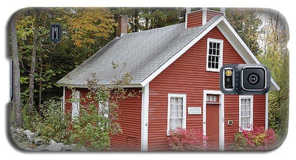North District School House - Dorchester New Hampshire Galaxy S5 Case