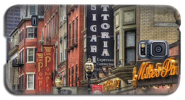 North End Charm 11x14 Galaxy S5 Case by Joann Vitali