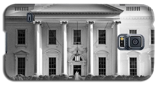 north facade from pennsylvania avenue the white house Washington DC USA Galaxy S5 Case
