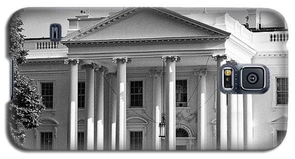 north facade of the White House Washington DC USA Galaxy S5 Case
