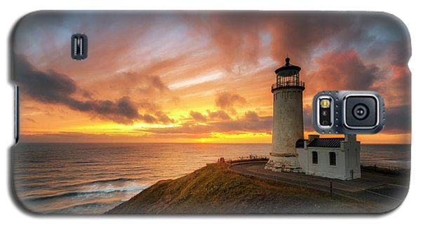 Galaxy S5 Case featuring the photograph North Head Dreaming by Ryan Manuel