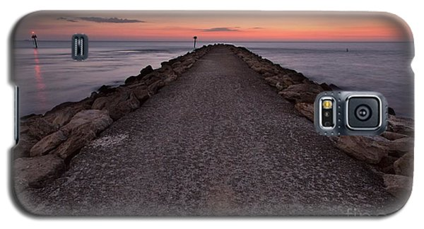 North Jetty Galaxy S5 Case