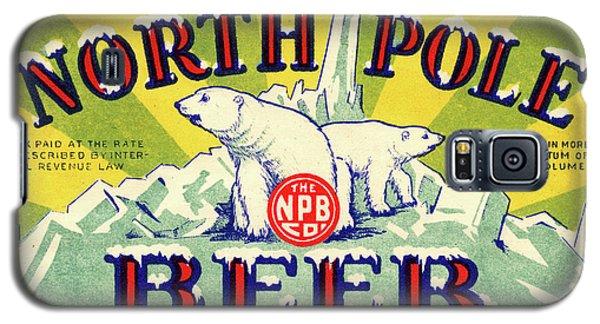 North Pole Beer Galaxy S5 Case