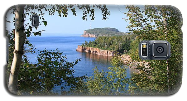 North Shore Lake Superior Galaxy S5 Case