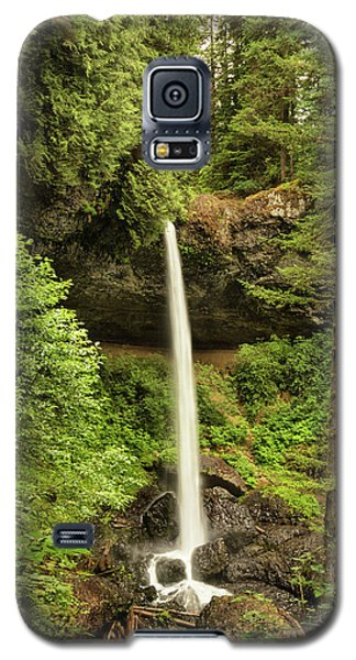 North Silver Falls Galaxy S5 Case