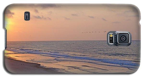 North Topsail Beach Glory Galaxy S5 Case
