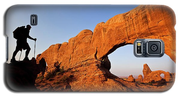 North Window Arch Galaxy S5 Case