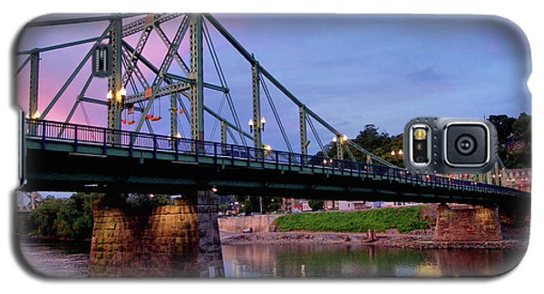 Northampton Street Bridge At Sunset Galaxy S5 Case
