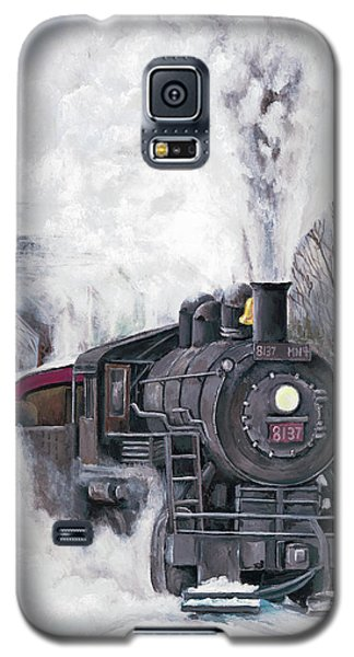 Northbound At 35 Below Galaxy S5 Case