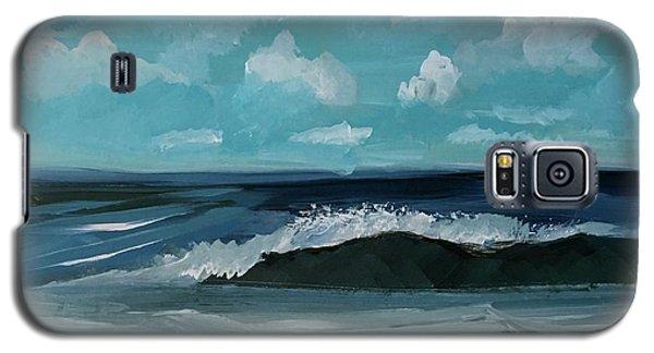 Northeast Atlantic View  Galaxy S5 Case