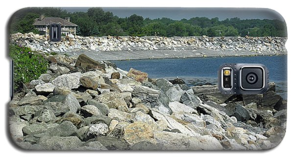 Northeast Us, Atlantic Coast, Rye Nh Galaxy S5 Case by Betty Denise
