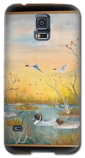 Northen Pintails Galaxy S5 Case by Al  Johannessen