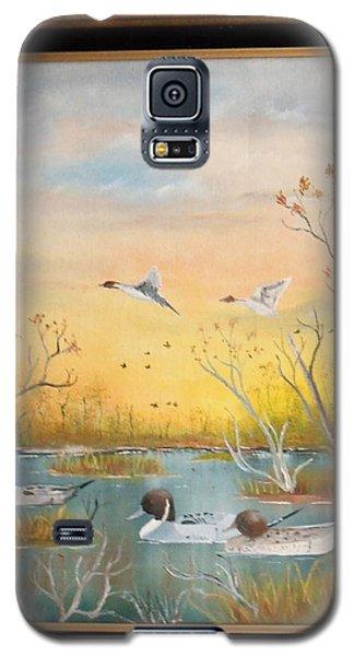 Northen Pintails Galaxy S5 Case by Al  Johannessen