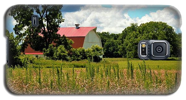 0031 - Northern Barn Galaxy S5 Case
