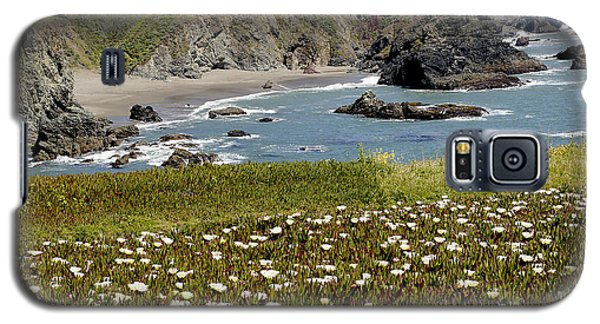 Northern California Coast Scene Galaxy S5 Case by Mick Anderson