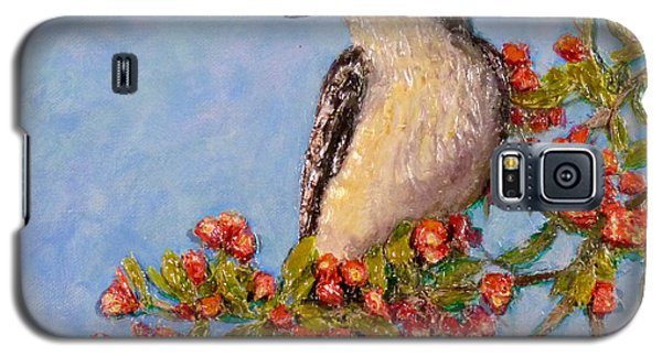 Northern King Bird  Galaxy S5 Case by Joe Bergholm