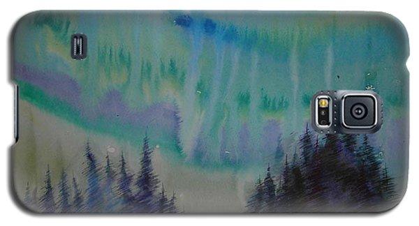 Northern Light Galaxy S5 Case by Anna  Duyunova