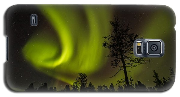 Northern Light In Finland Galaxy S5 Case