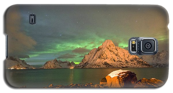 Spectacular Night In Lofoten 3 Galaxy S5 Case