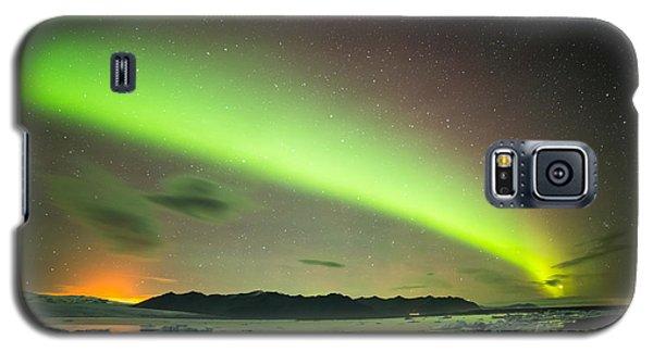 Northern Lights 6 Galaxy S5 Case