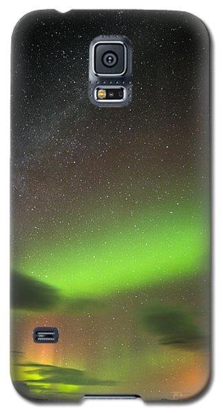 Northern Lights 8 Galaxy S5 Case