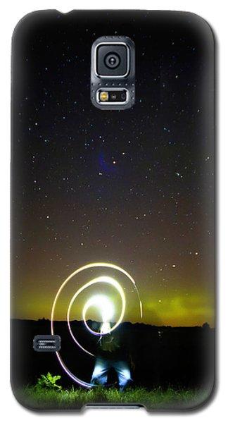 023 - Night Writing Galaxy S5 Case