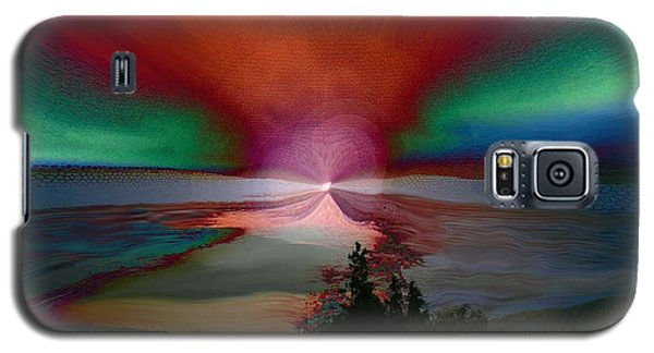 Northern Lights Galaxy S5 Case