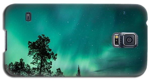 Northern Lights Tonight Galaxy S5 Case