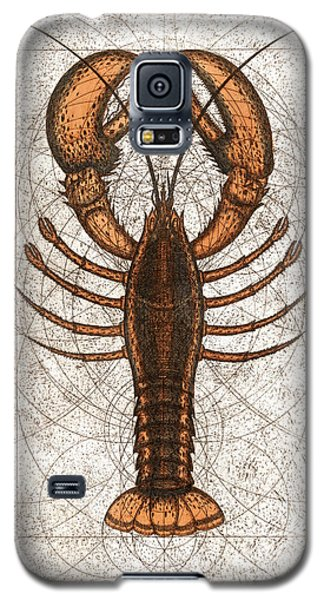 Northern Lobster Galaxy S5 Case by Charles Harden