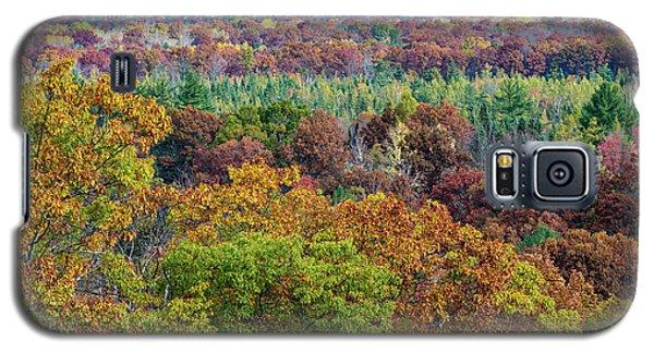 Northern Michigan Fall Galaxy S5 Case