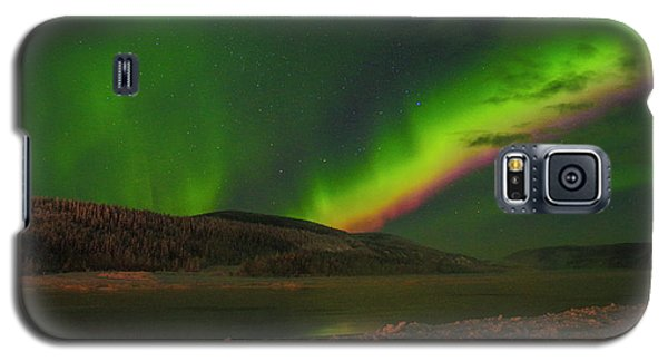Northern Northern Lights 3 Galaxy S5 Case
