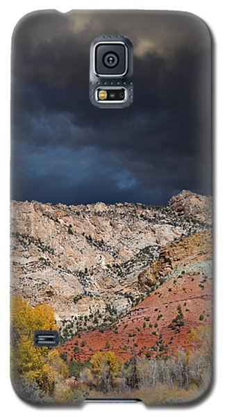 Northern Uintas Autumn Galaxy S5 Case