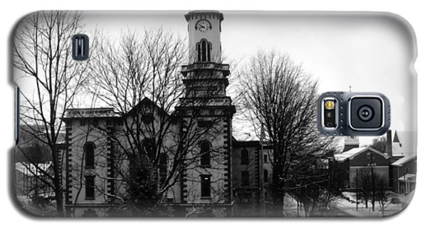 Northumberland County Courthouse Sunbury Pennsylvania  Galaxy S5 Case by George Jones