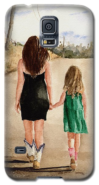 Northwest Oklahoma Sisters Galaxy S5 Case