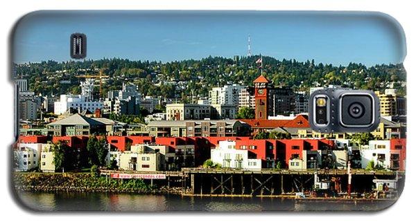 Northwest Portland Galaxy S5 Case