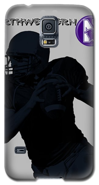 Northwestern Football Galaxy S5 Case