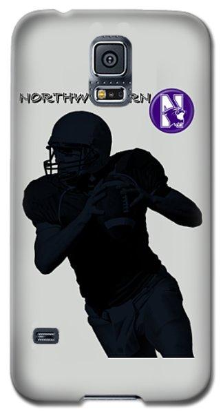 Northwestern Football Galaxy S5 Case