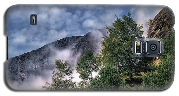 Norway Mountainside Galaxy S5 Case by Jim Hill