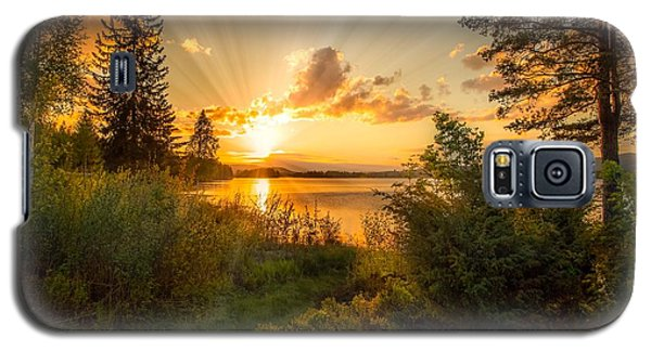Norwegian Landscape Galaxy S5 Case by Rose-Maries Pictures